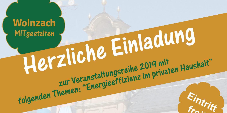 Energieeffizienz in privaten Haushalten