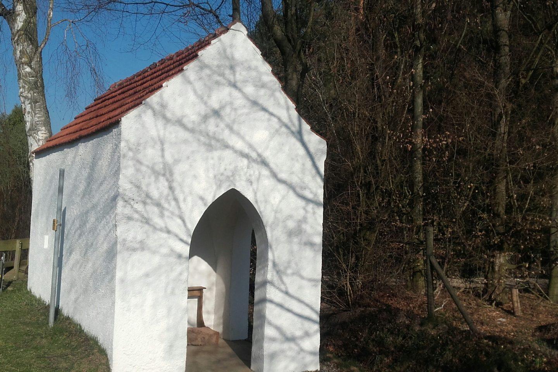 Kapelle beim Gemeindeholz