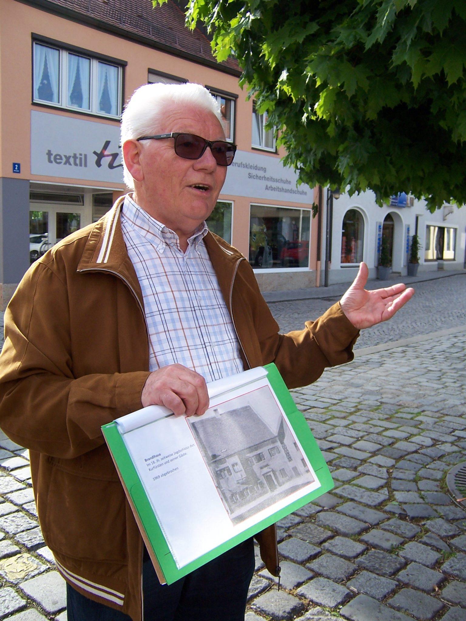 Marktflüsterer Erich Niedermeier