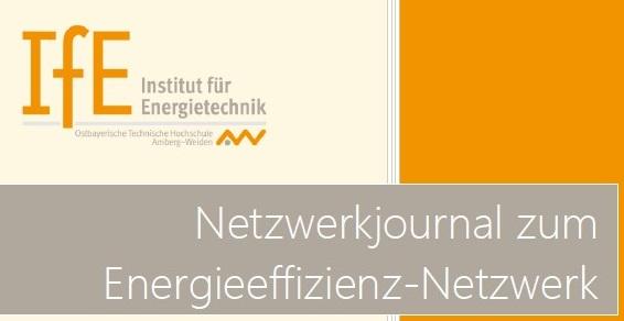 Netzwerkjournal Energieeffizienz