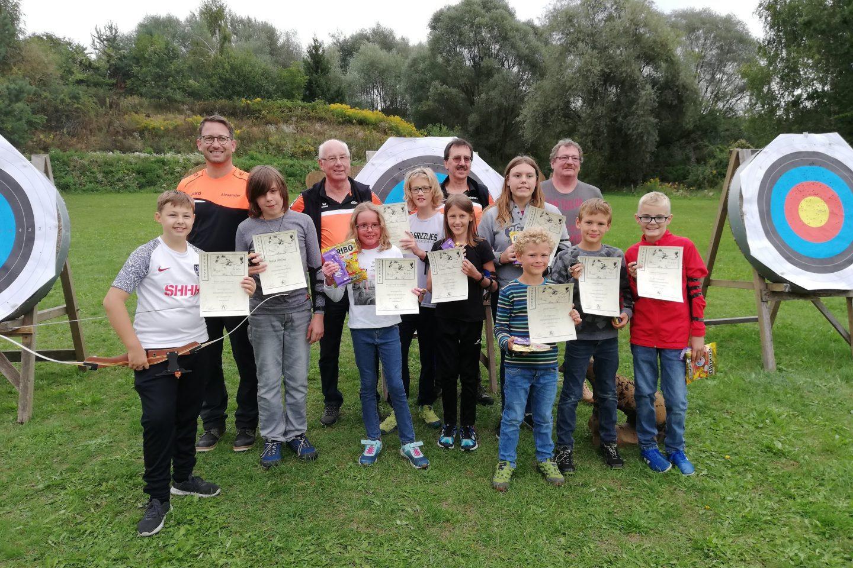 Ferienprogramm Bogenschützen 2019 (2)