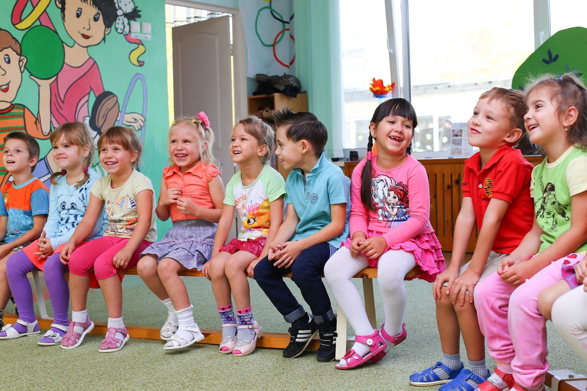 Freunde Kindergarten
