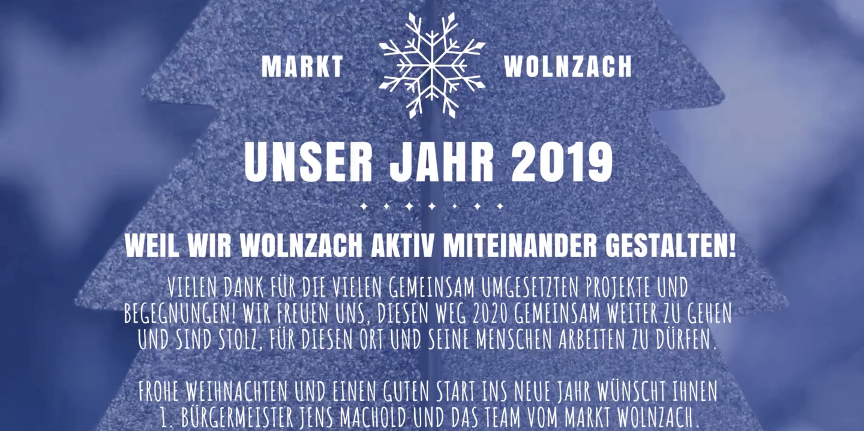 Der Jahresrückblick 2019