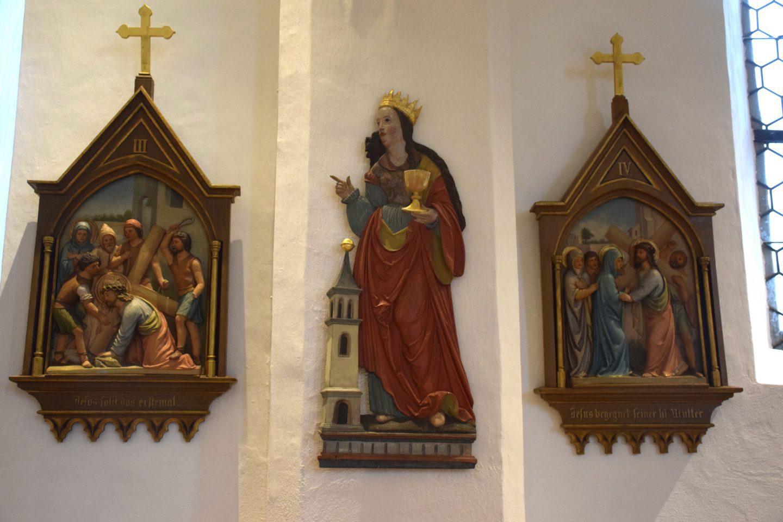 Filialkirche St. Stephanus in Burgstall